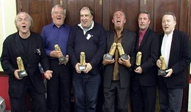 Peter Crowther, Ramsey Campbell, Gary Couzens for Peter Jackson, Christopher Fowler, Les Edwards and Stephen Jones